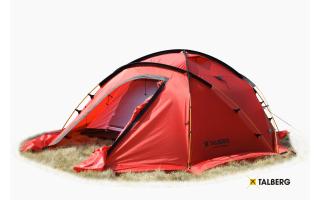 Большое поступление палаток 2018 года