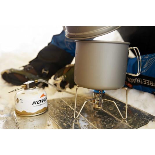 Горелка Kovea газовая со шлангом KB-1109 Spider
