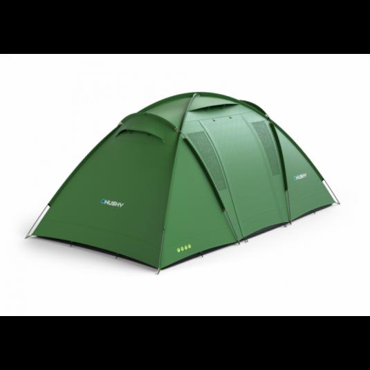 Палатка Husky BRIME 4-6, зелёный
