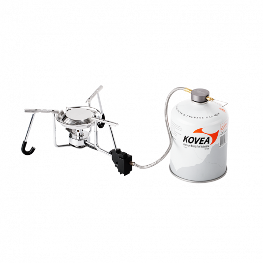 Горелка Kovea газовая со шлангом KB-N9602 Exploration Stove Camp-2