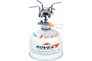 Горелка Kovea газовая KB-0409 Solo Stove