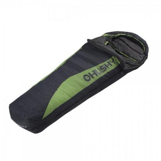 DINIS -10С 215х85 спальный мешок, -10С, пух, правый