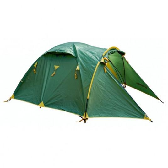 Палатка Talberg MALM 4, зелёный