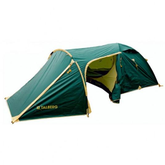 Палатка Talberg ATOL 3, зелёный