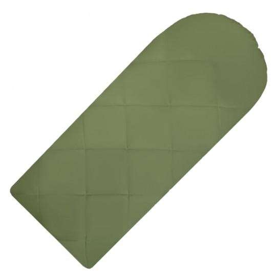 GALY KIDS -5 170x70 спальный мешок, -5, зелёный правый