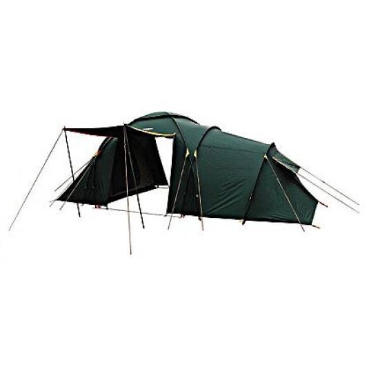 Палатка Husky BOSTON 6, тёмно-зеленый