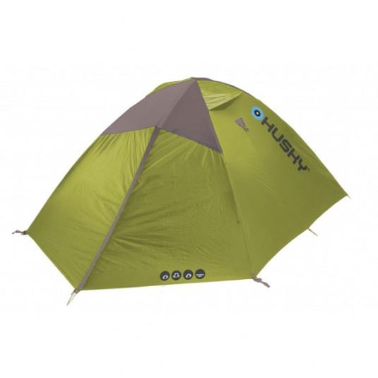 Палатка Husky BOYARD 4, светло-зеленый