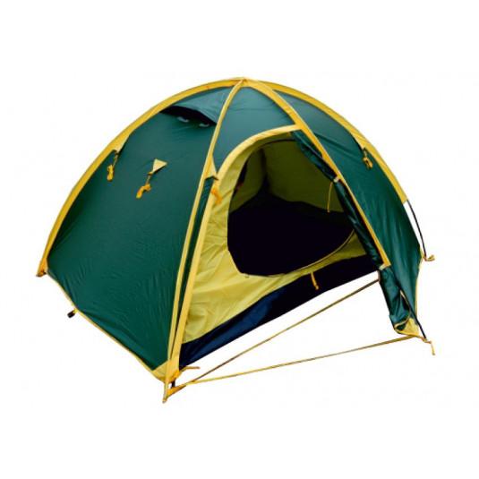 Палатка Talberg SPACE 3, зелёный