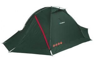 Палатка Husky FALCON 2, темно-зеленый
