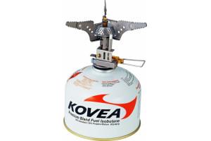 Горелка Kovea газовая титановая KB-0101 Titanium Stove Camp-3