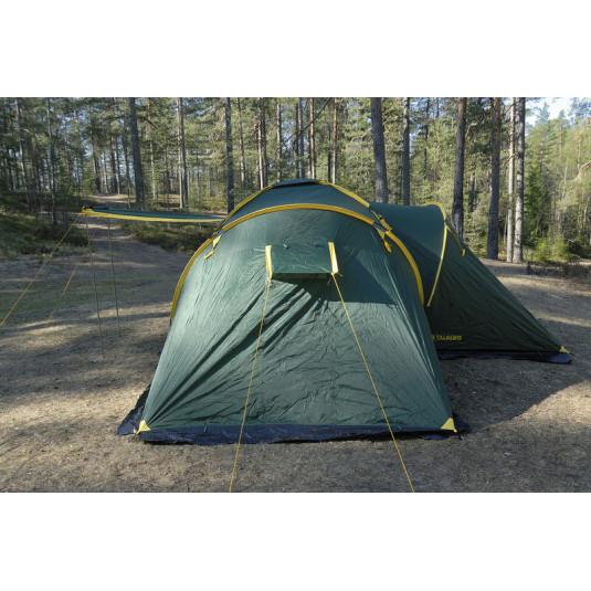 Палатка Talberg BASE 9, зелёный