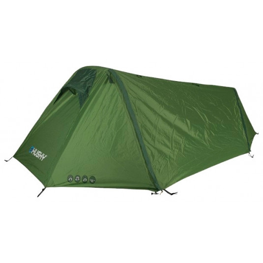 Палатка Husky BRUNEL 2, зелёный