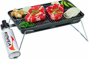 Гриль Kovea газовый TKG-9608T Slim Gas Barbecue Grill