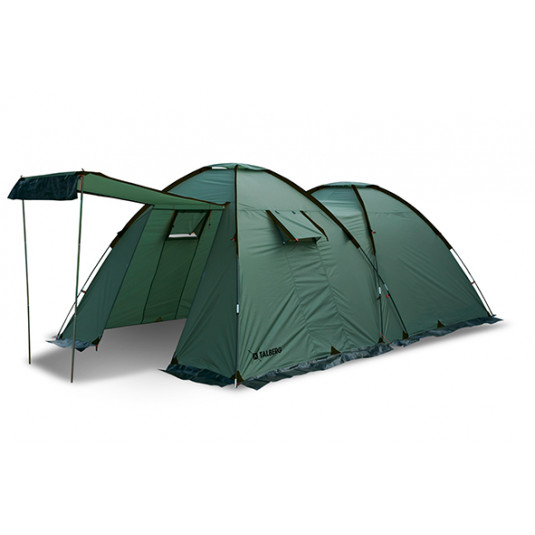 Палатка Talberg SPIRIT 4, зелёный