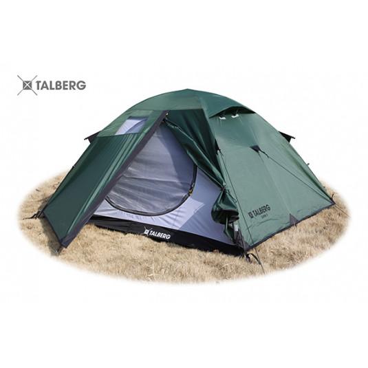 Палатка Talberg SLIPER 3, зелёный