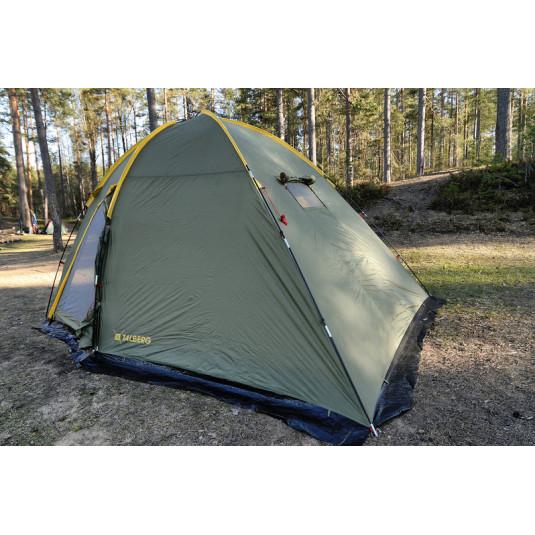 Палатка Talberg BIGLESS 4, зелёный