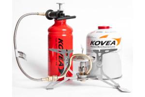 Горелка Kovea мультитопливная НОВАЯ KB-N0810 Dual Max Stove