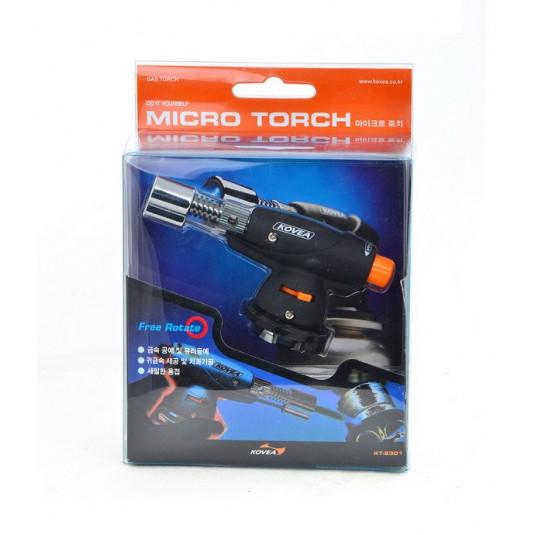 Паяльник Kovea газовый KT-2301 Micro Torch