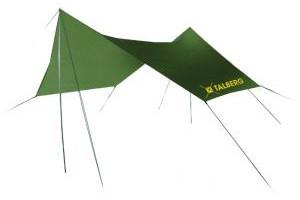 Тент COVER 4.4x4.4 Talberg, зелёный