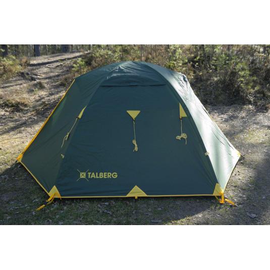 Палатка Talberg BOYARD 2, зелёный