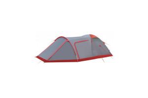 Палатка Tramp Cave 3 (V2) серый