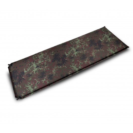 Самонадувающийся коврик Talberg FOREST BIG MAT, камуфляж
