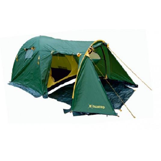 Палатка Talberg BLANDER 4, зелёный