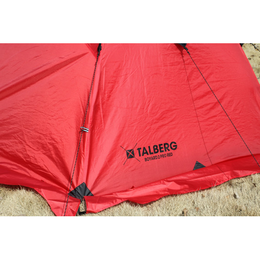 Палатка Talberg BOYARD PRO 3 RED
