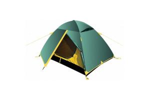 Палатка Tramp Scout 3 (V2) зеленый
