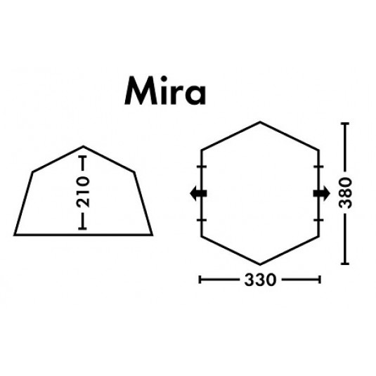 Шатер FHM Mira