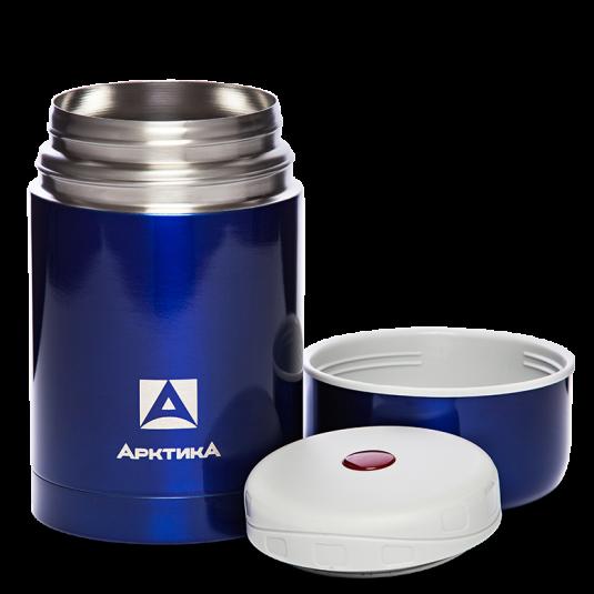 Термос Арктика 302-750 с супер-широким горлом для супа и еды 0,75 л