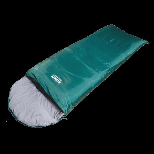 Спальный мешок BTrace Onega300XL, Зеленый,