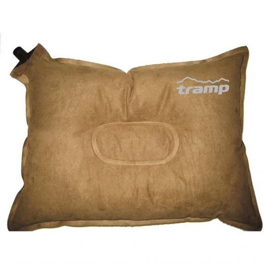 Tramp подушка самонадувающаяся комфорт плюс TRI-012 43*34*8.5 см.