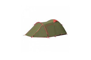 Палатка Tramp Lite Twister 3 зеленый