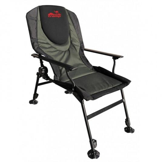 Tramp кресло Chairman зеленый