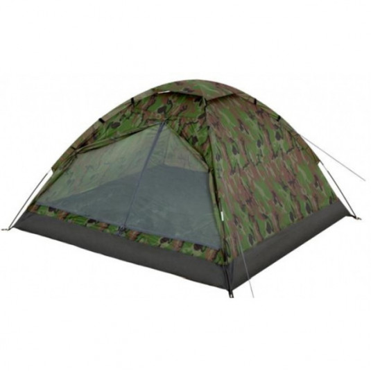 Автоматическая палатка Jungle Camp Easy Tent Camo 3 кмф