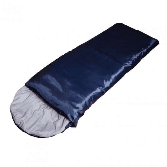 Спальный мешок BTrace Summer, Синий,