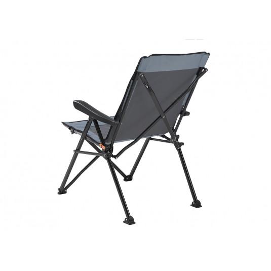 Кресло складное TREK PLANET CASCADE Grey 3 позиции