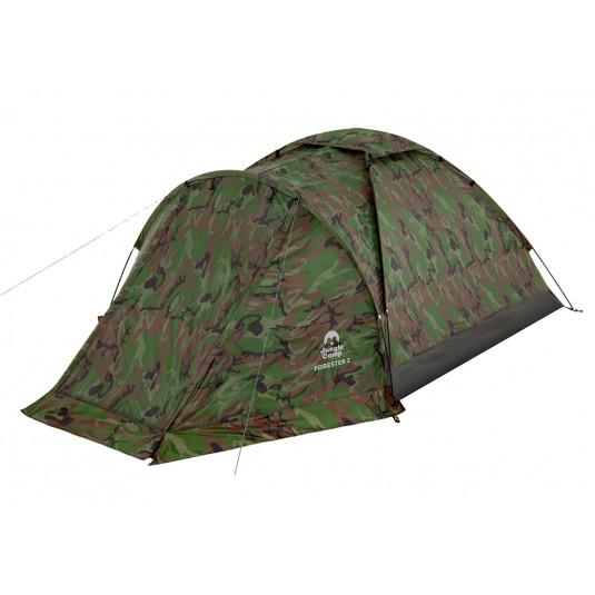 Палатка Jungle Camp Forester 2 камуфляж