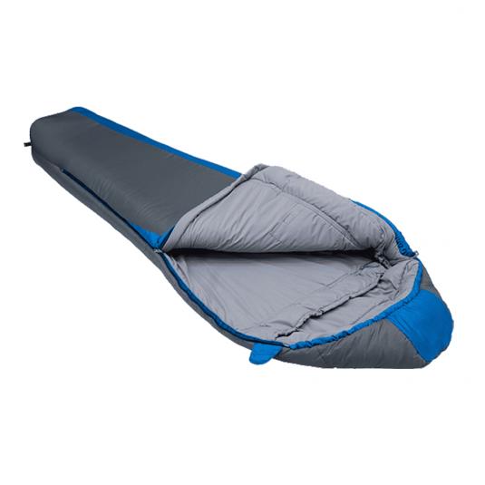 Спальный мешок BTrace Nord 5000 ,Серый/Синий,