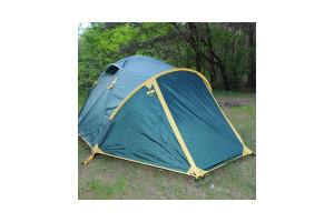 Tramp палатка Lair 3 (V2) зеленый