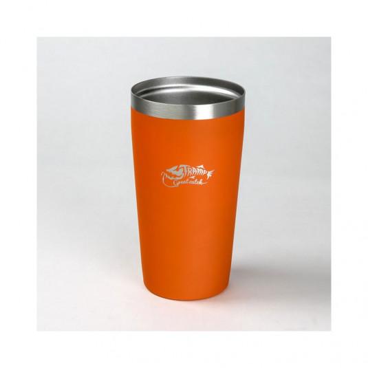 Tramp термостакан металлический TRC-102 оранжевый , 450мл