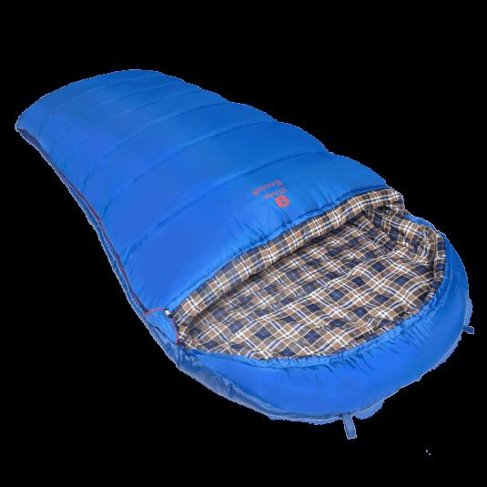 Спальный мешок BTrace Broad, Синий,