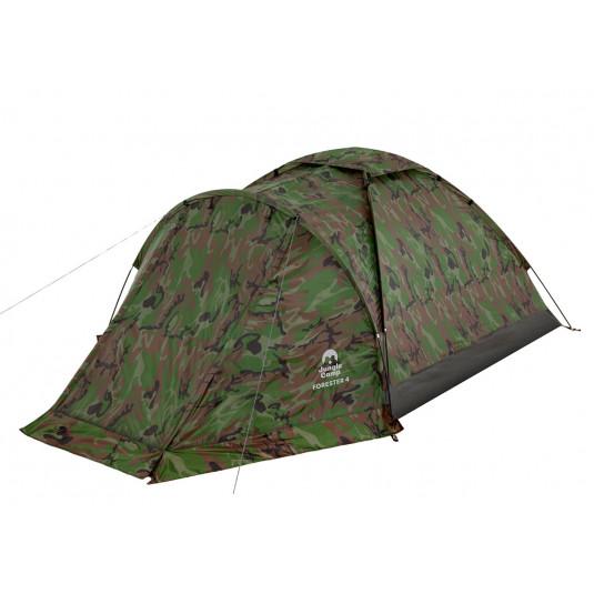Палатка Jungle Camp Forester 4 камуфляж