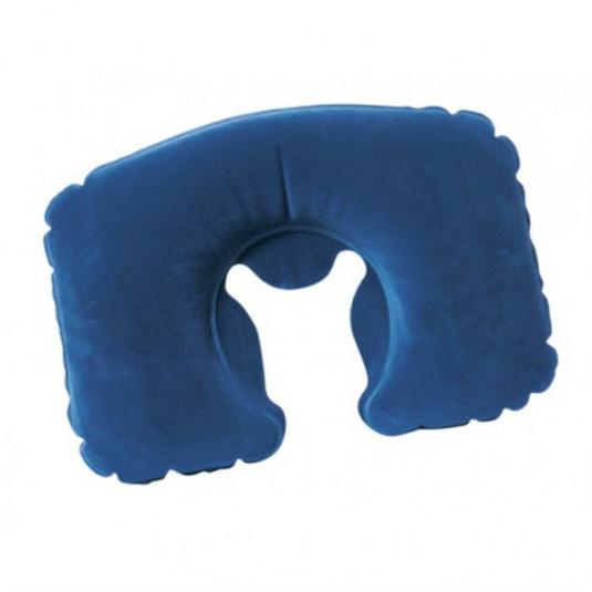 SOL подушка надувная под шею SLI-011 синий