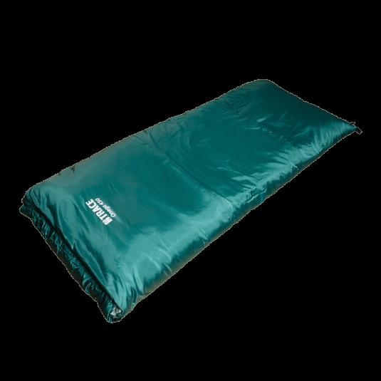 Спальный мешок BTrace Camping300, Зеленый,