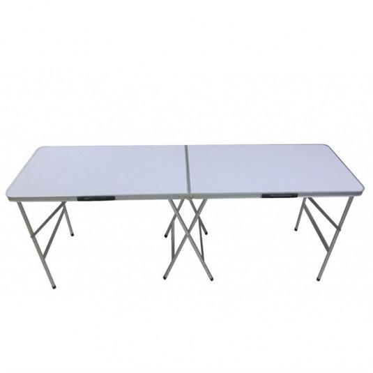 Tramp стол складной TRF-024 198*60*78 см, алюминий