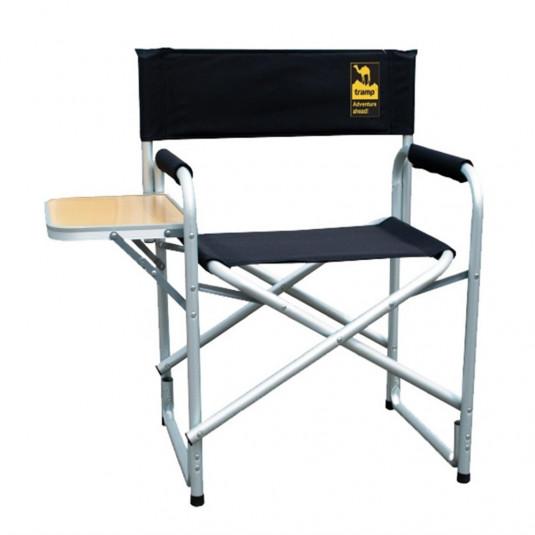 Tramp стул директорский со столом 57*50*79 см, черный