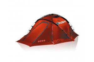 Палатка Husky FIGHTER 3-4, красный