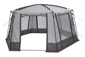 Тент Trek Planet Siesta Tent серый/т.серый